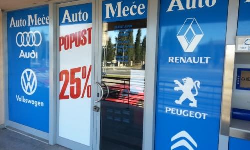 AUTO MECE D.O.O. – Podgorica