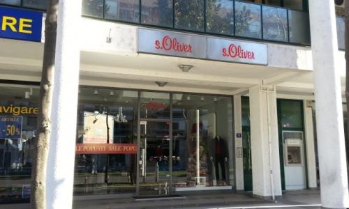 Butik S OLIVER – Podgorica