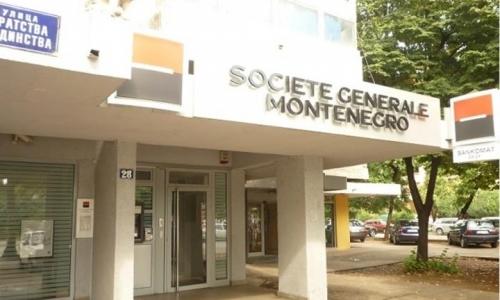 SOCIETE GENERALE MONTENEGRO BANKA – Podgorica