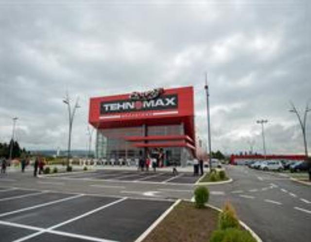 TEHNOMAX – Megastore, Podgorica