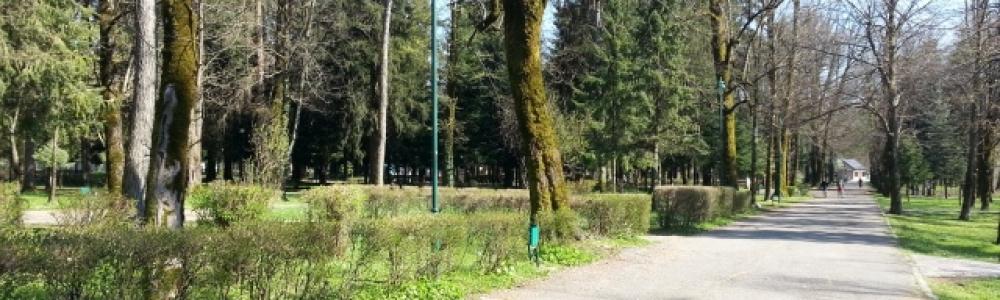 Njegosev park – Cetinje