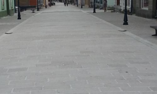Njegoseva ulica, Cetinje