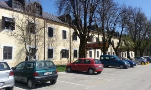 JU Dom ucenika i studenata, Cetinje