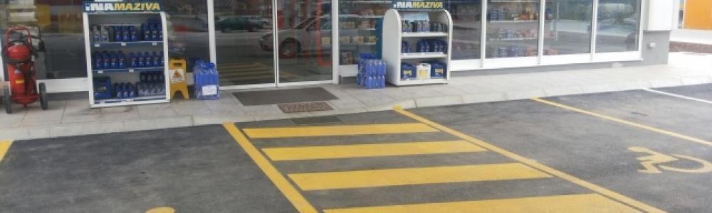 CMC – Benzinska pumpa, Pljevlja