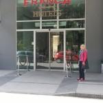 hotel franca ulaz
