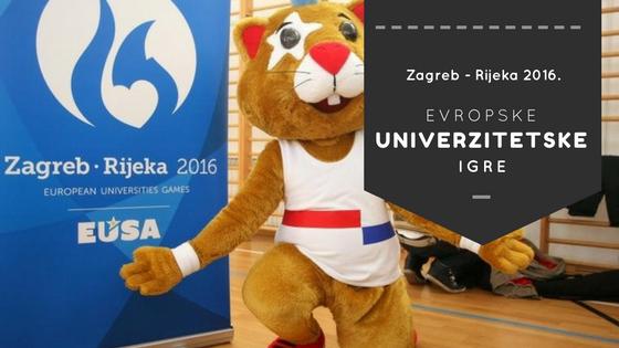 Evropske univerzitetske igre