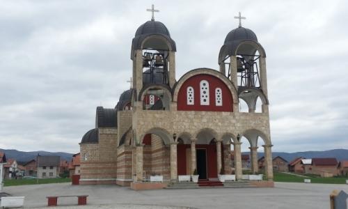 Hram Svetog Georgija – Pljevlja