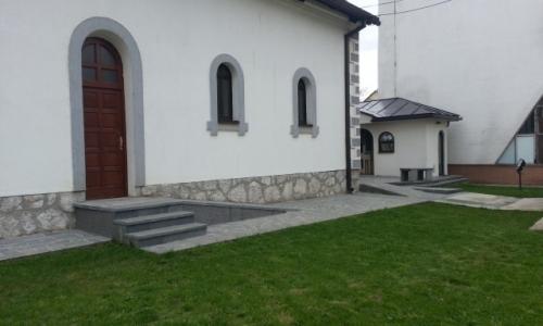 Crkva Svete Petke – Pljevlja