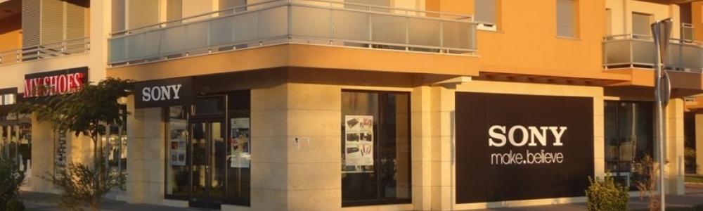 SONY S shop – Podgorica