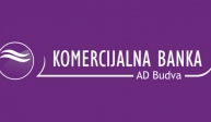 KOMERCIJALNA BANKA AD BUDVA, PODGORICA