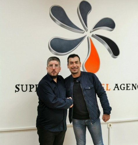 "NENAD JOVIĆEVIĆ, direktor modne agencije ""SUPERSTAR MODEL AGENCY"""